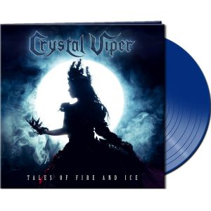 Crystal Viper - Tales Of Fire And Ice (Blue Vinyl)