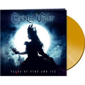 Crystal Viper - Tales Of Fire And Ice (Clear Yellow Vinyl)