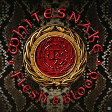 Whitesnake - Flesh & Blood (White Vinyl)
