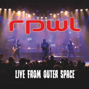 RPWL - Live From Outer Space (White Vinyl)