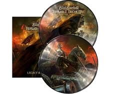 Blind Guardian Twilight Orchestra - Legacy Of The Dark Lands (Picture Vinyl)