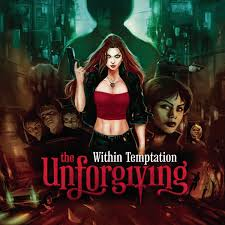 Within Temptation - Unforgiving (Red/Gold Swirled Vinyl)