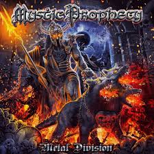 Mystic Prophecy - Metal Division (Silver Vinyl)