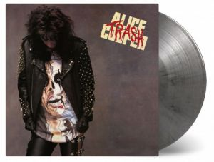 Cooper, Alice - Trash (Silver & Black Marbled Vinyl)