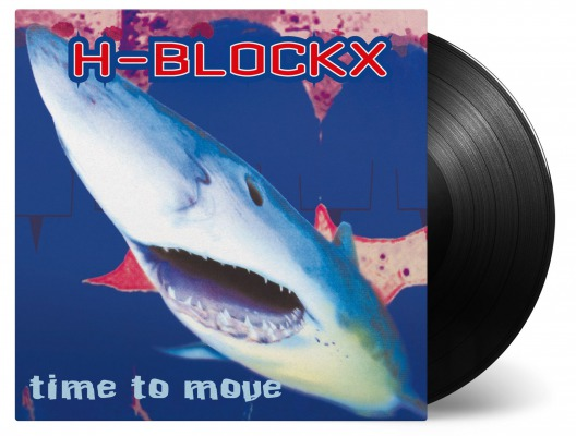 Time To Move (Black Vinyl)