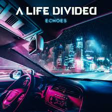 A Life Divided - Echoes (Clear Purple Vinyl)