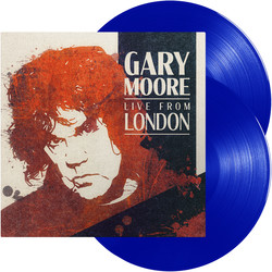 Moore, Gary - Live From London (Blue Vinyl)