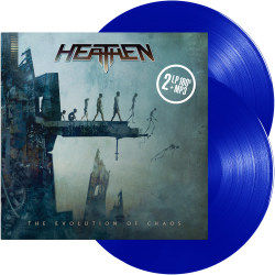 Heathen - The Evolution Of Chaos (10th Year Anniversary) Blue Vinyl