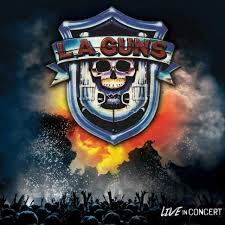 L.a. Guns - Live In Concert (Red Vinyl)