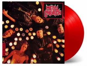 Metal Church - Human Factor (Translucent Red Vinyl)