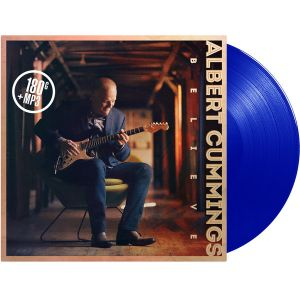 Cummings Albert - Belive (Blue Vinyl)