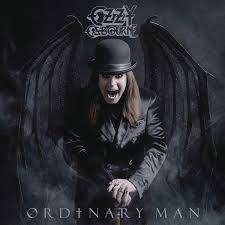 Osbourne, Ozzy - Ordinary Man (Black Vinyl)