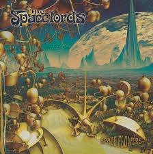 The Spacelords - Spaceflowers (Coloured Vinyl)