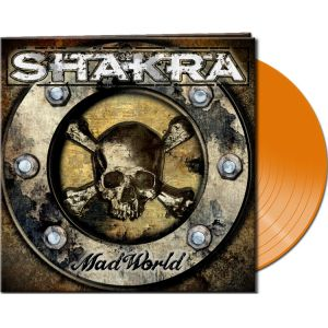 Shakra - Mad World (Clear Orange Vinyl)