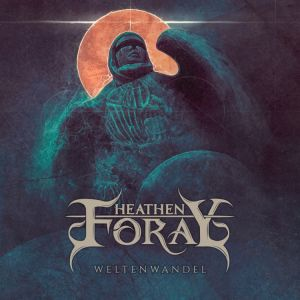Heathen Foray - Weltenwandel (Black Vinyl)