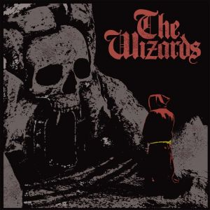 The Wizards - The Wizards (Red Vinyl)