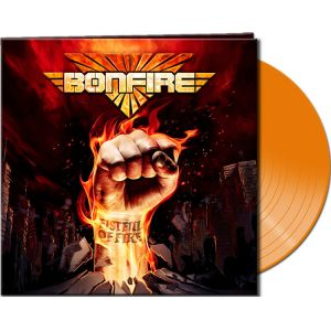 Bonfire - Fistful Of Fire (Orange Vinyl)