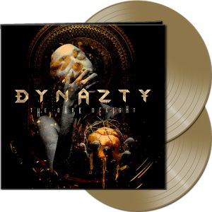Dynazty - The Dark Delight (Gold Vinyl)