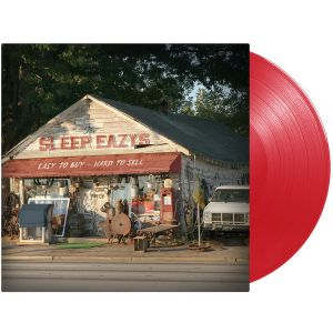 The Sleep Eazys - Easy To Budy, Hard To Sell (Red Vinyl)