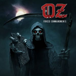 Oz - Forced Commandments (Blue Vinyl)
