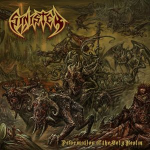 Sinister - Deformation Of The Holy Realm (Black Vinyl)