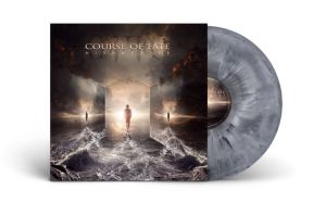 Course Of Fate - Mindweaver (Silver/White/Black Marbled Vinyl)