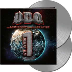 U.d.o. - We Are One (Silver Vinyl)