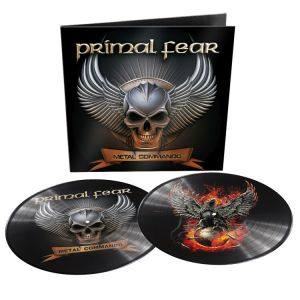 Primal Fear - Metal Commando (Picture Vinyl)
