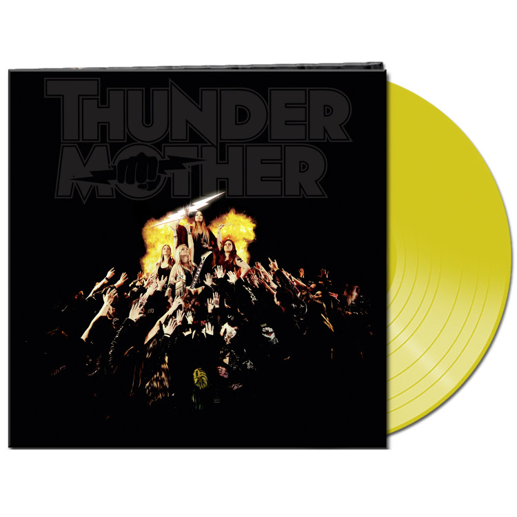 Heat Wave (Yellow Vinyl)