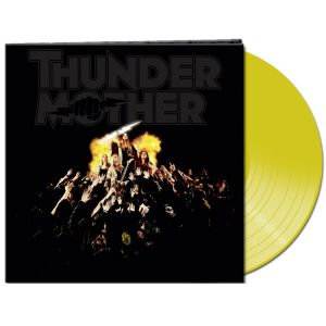 Thundermother - Heat Wave (Yellow Vinyl)