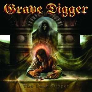 Grave Digger - Last Supper (Transparent Red Vinyl)