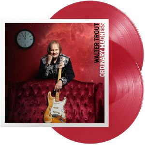 Trout, Walter - Ordinary Madness (Red Vinyl)