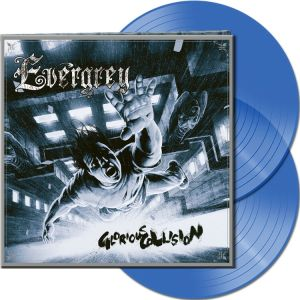 Evergrey - Glorious Collision (Remasters Edition) Blue Vinyl