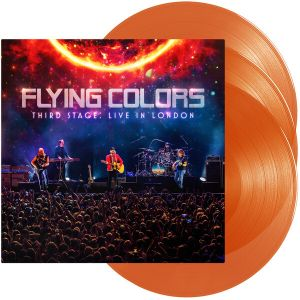 Flying Colors - Third Stage: Live In London )Orange Vinyl)