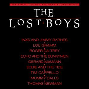 Various - The Lost Boys (Red Vinyl)