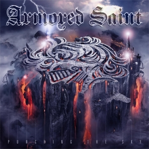 Armored Saint - Punching The Sky (White Vinyl)