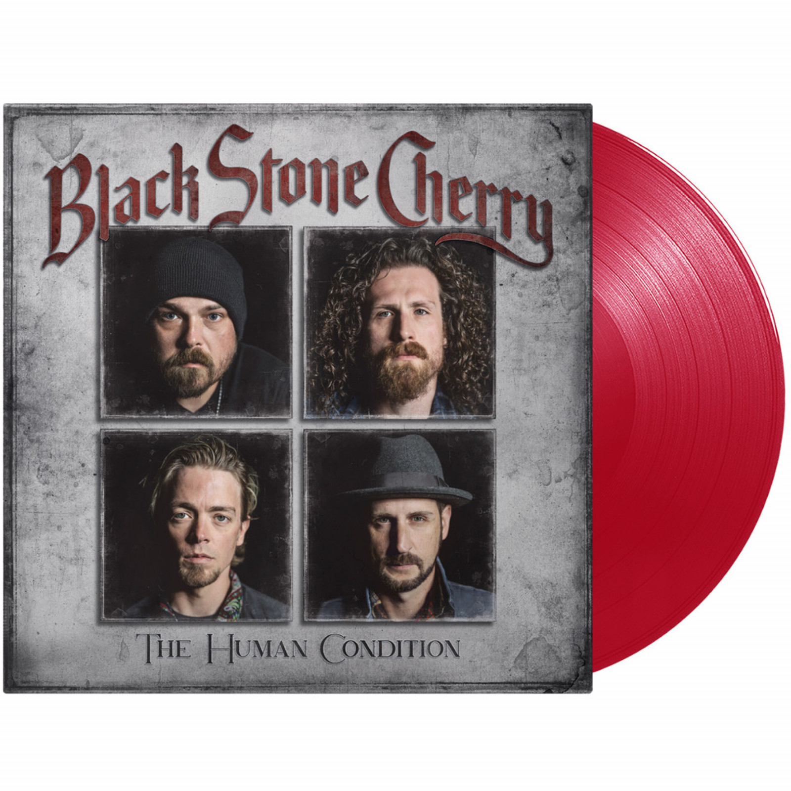 The Human Condition (Red Transparent Vinyl)