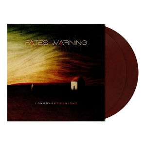 Fates Warning - Long Day Good Night (Vinyl Red Black Marbled)
