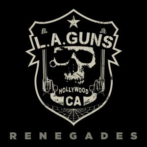 L.a. Guns - Renegades (Blue Transparent Vinyl)