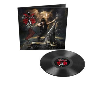 Michael Schenker Group - Immortal (Black Vinyl)