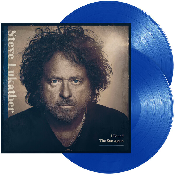 I Found the Sun Again (Blue Vinyl)