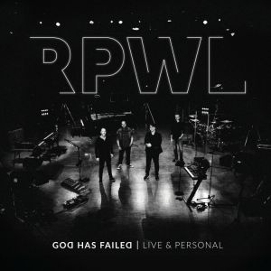 RPWL - God Has Failed -Live & Personal (Black Vinyl)