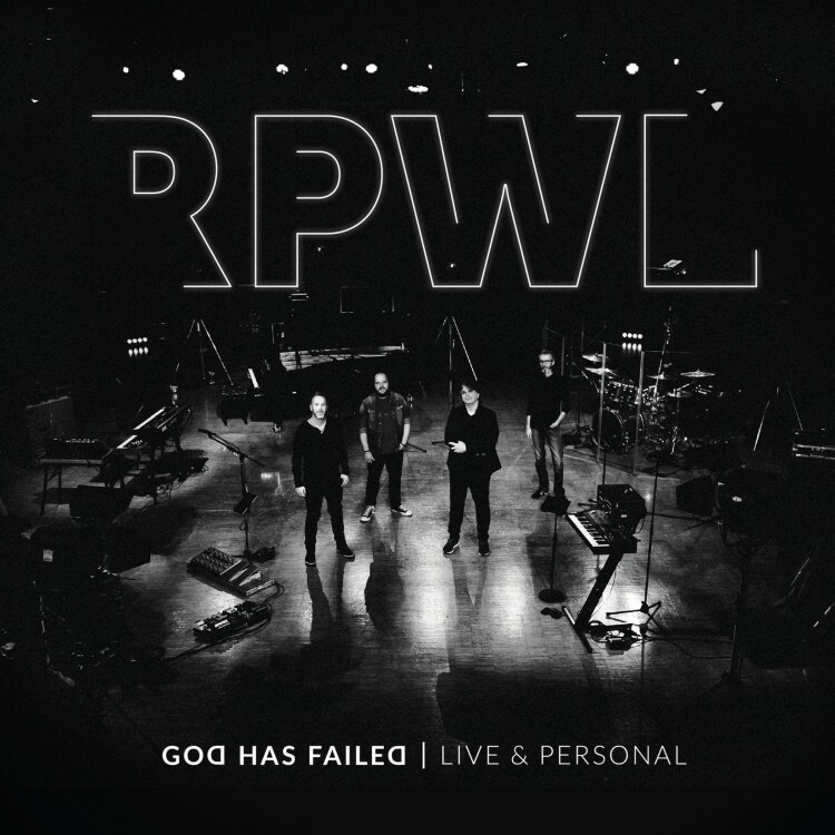 God Has Failed -Live & Personal (Gold Vinyl)