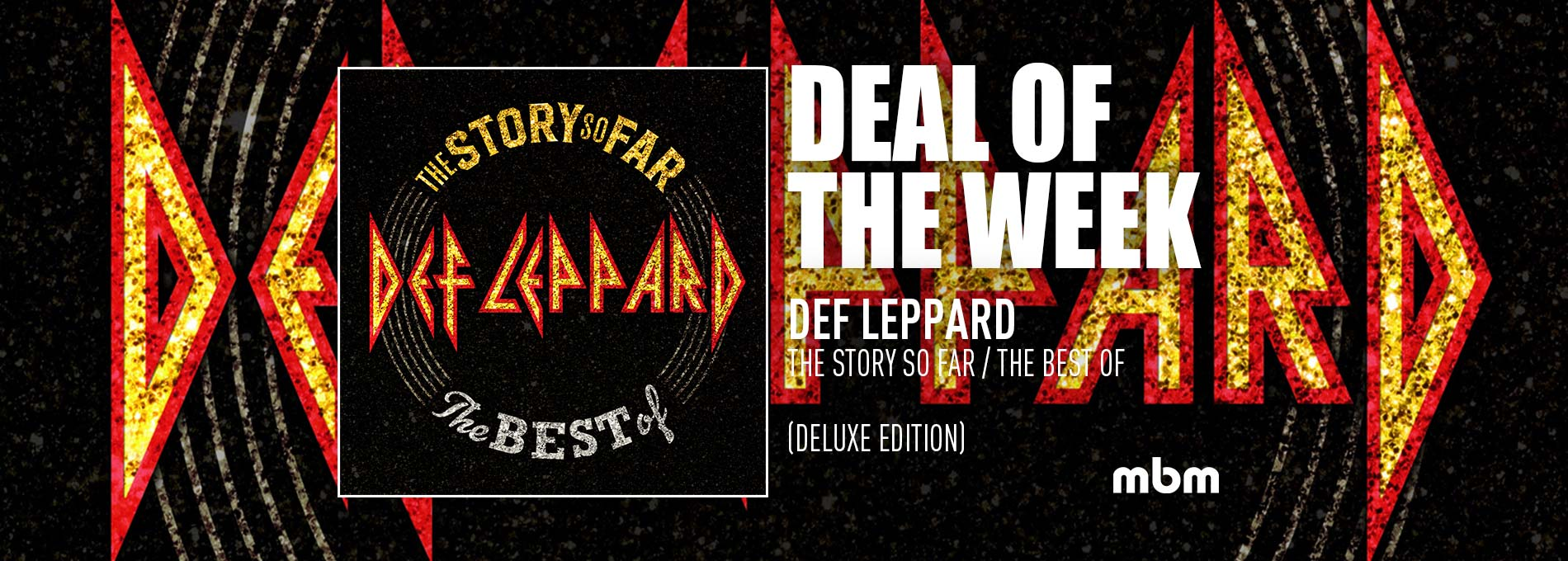Deal Of The Week: DEF LEPPARD - The Story So Far / The Best Of (Deluxe Edition)