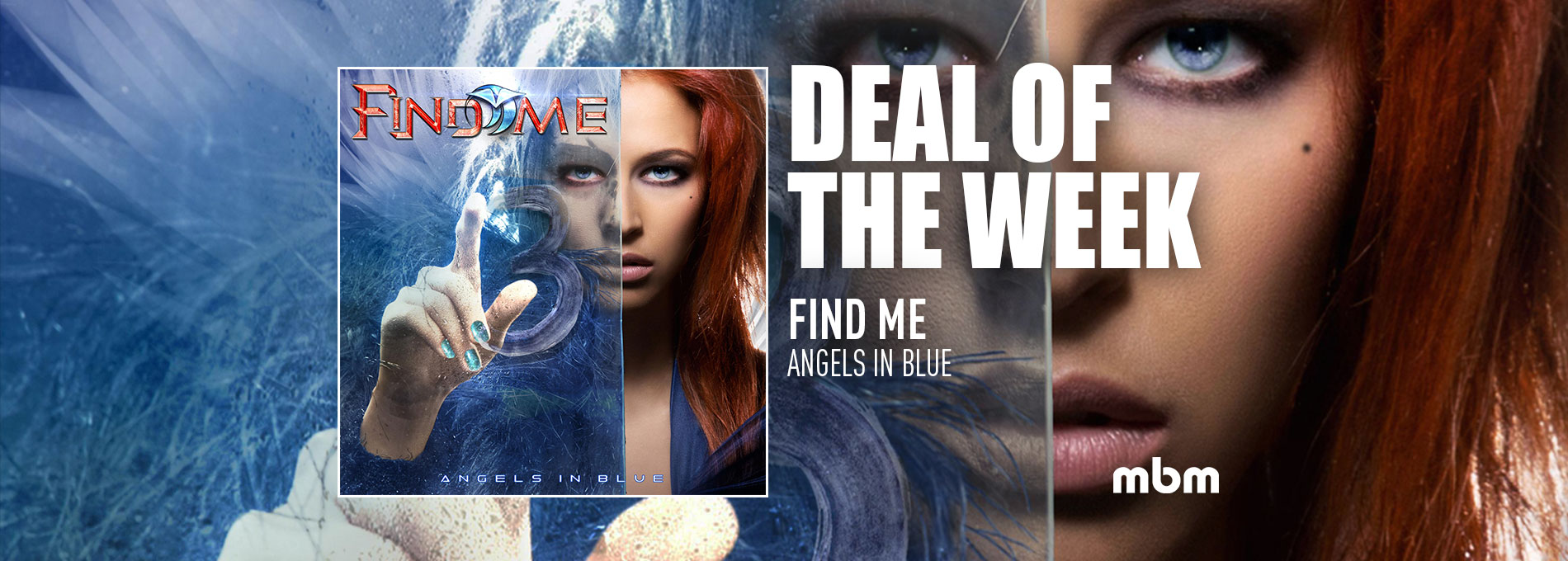 Deal Of The Week: FIND ME - Angels In Blue