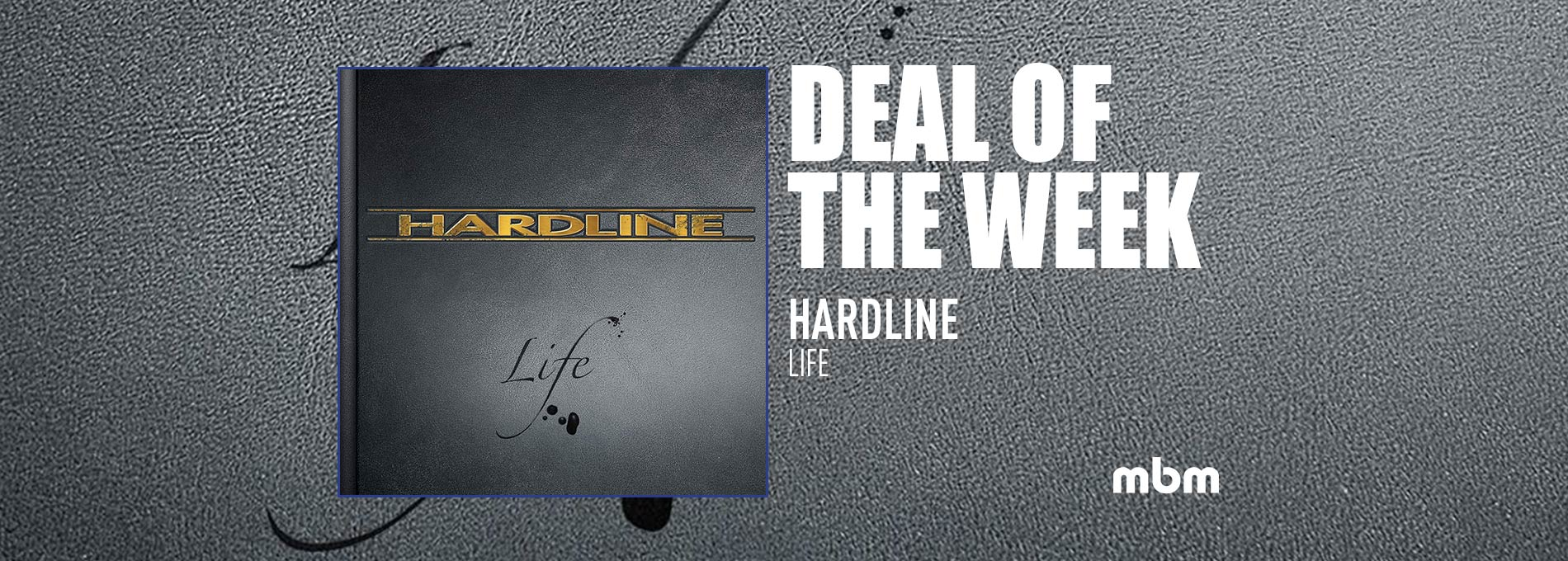 Deal Of The Week: HARDLINE - Life