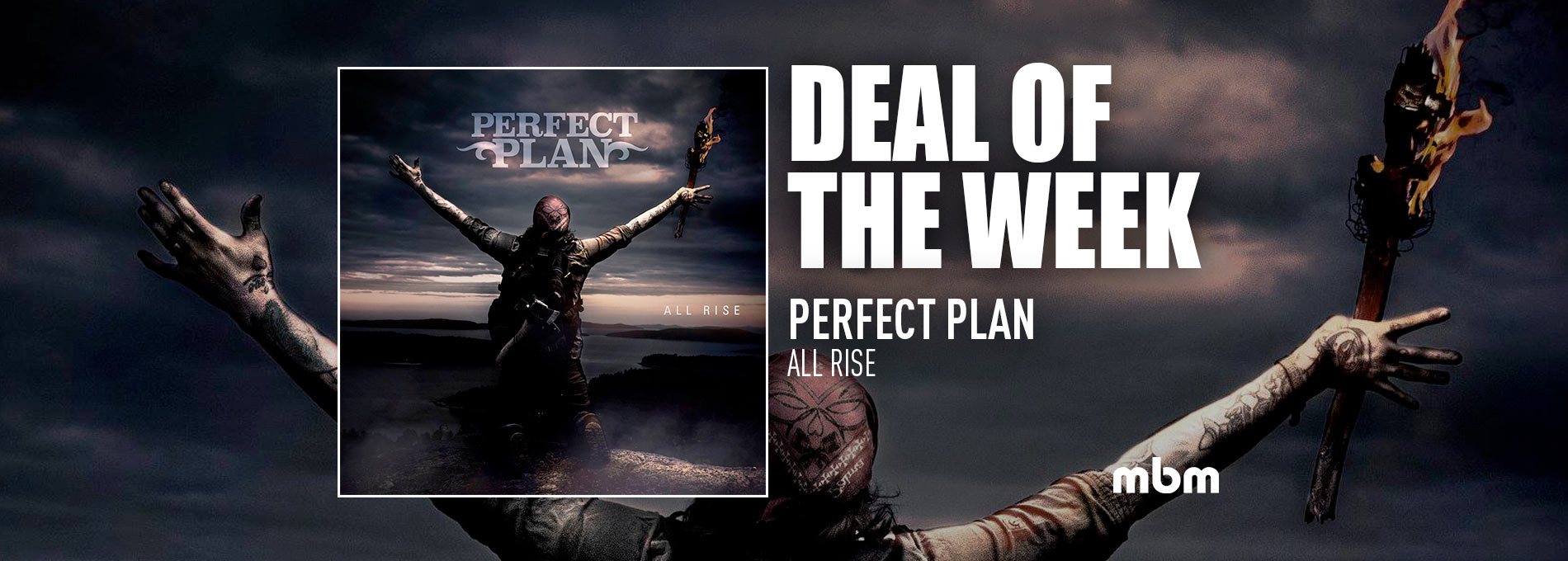 Deal Of The Week: PERFECT PLAN - All Rise