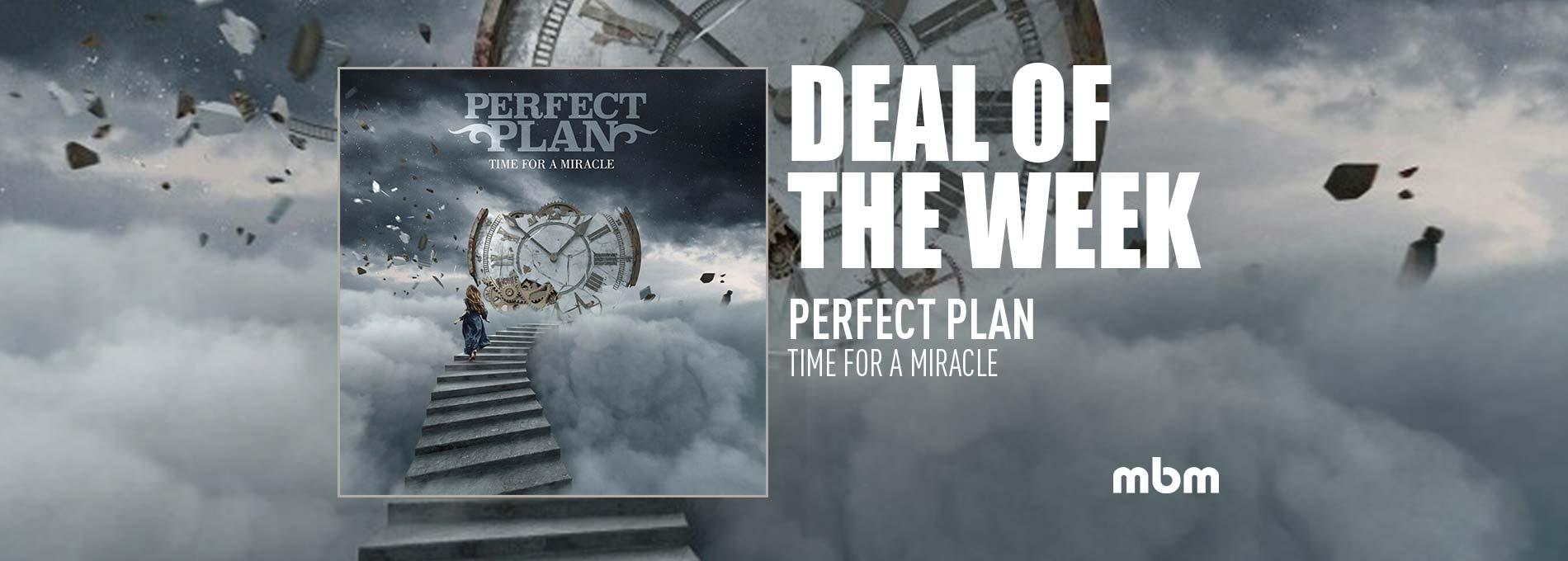 PERFECT PLAN - Time For A Miracle