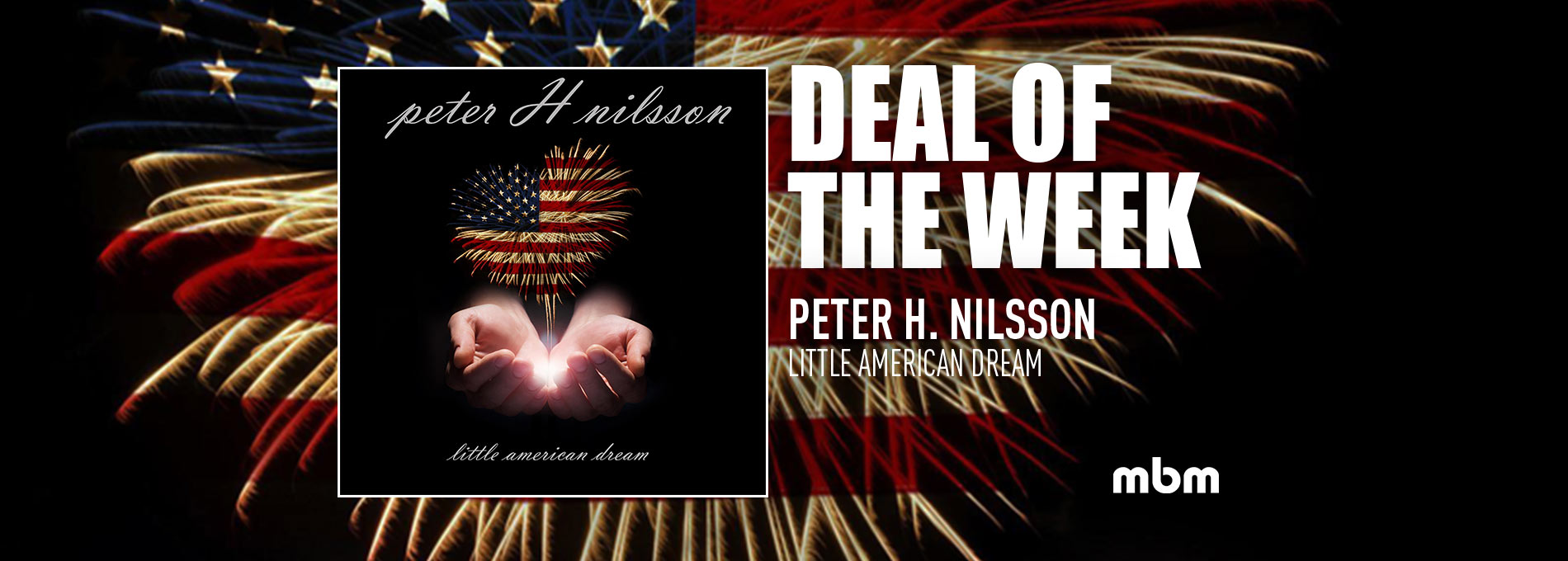 Deal Of The Week: NILSSON PETER H. - Little American Dream