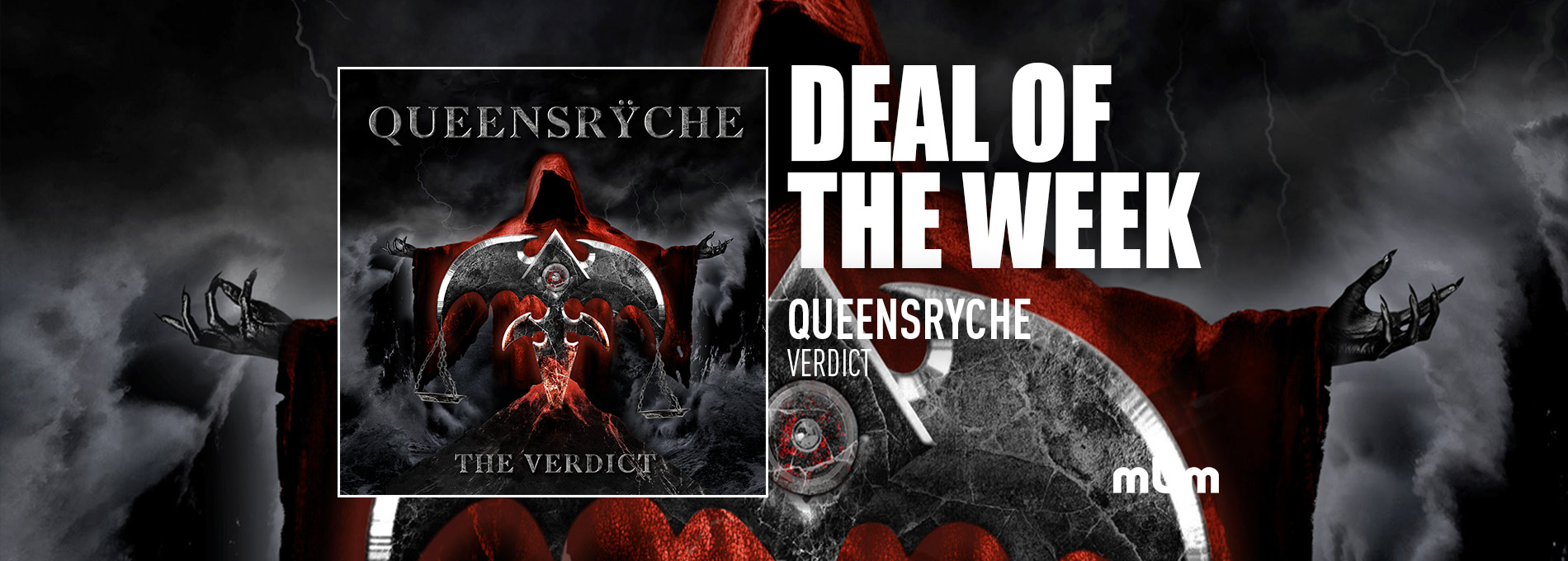 Deal Of The Week: QUEENSRYCHE - Verdict